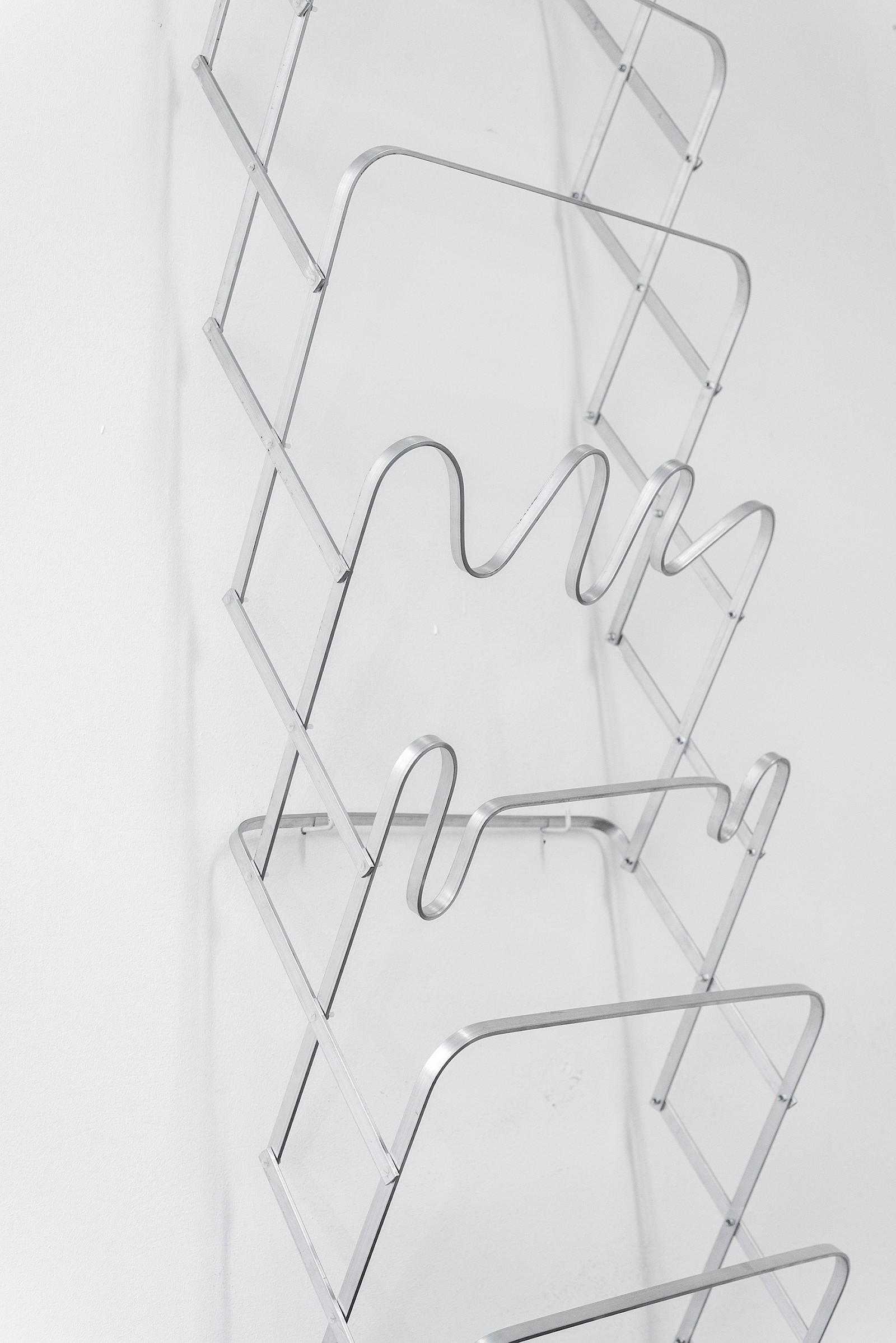 Image - Cortical Homunculus Antenna, aluminium, 160 × 38 × 15cm