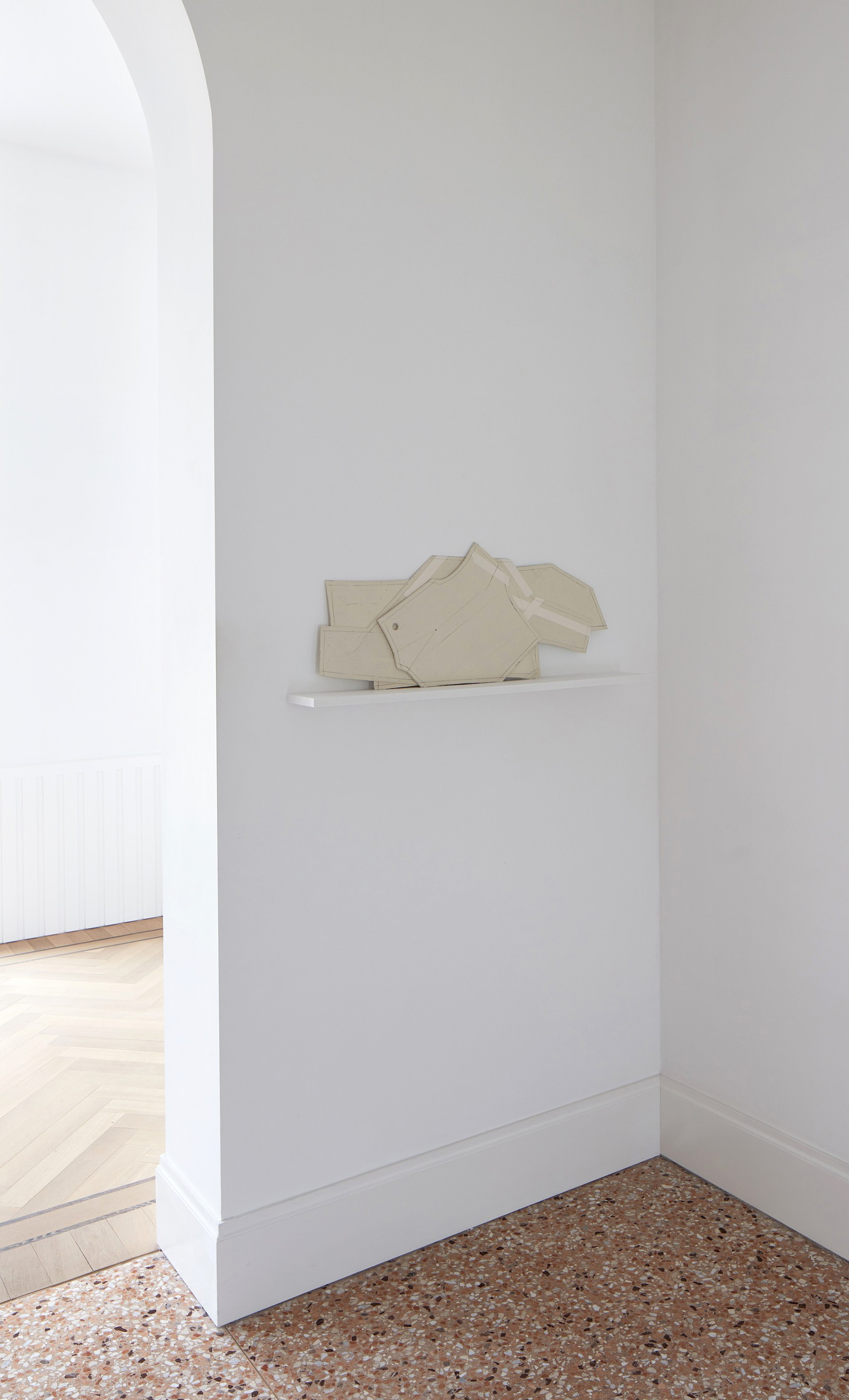 Image - White House Gallery, Belgium, Installation view