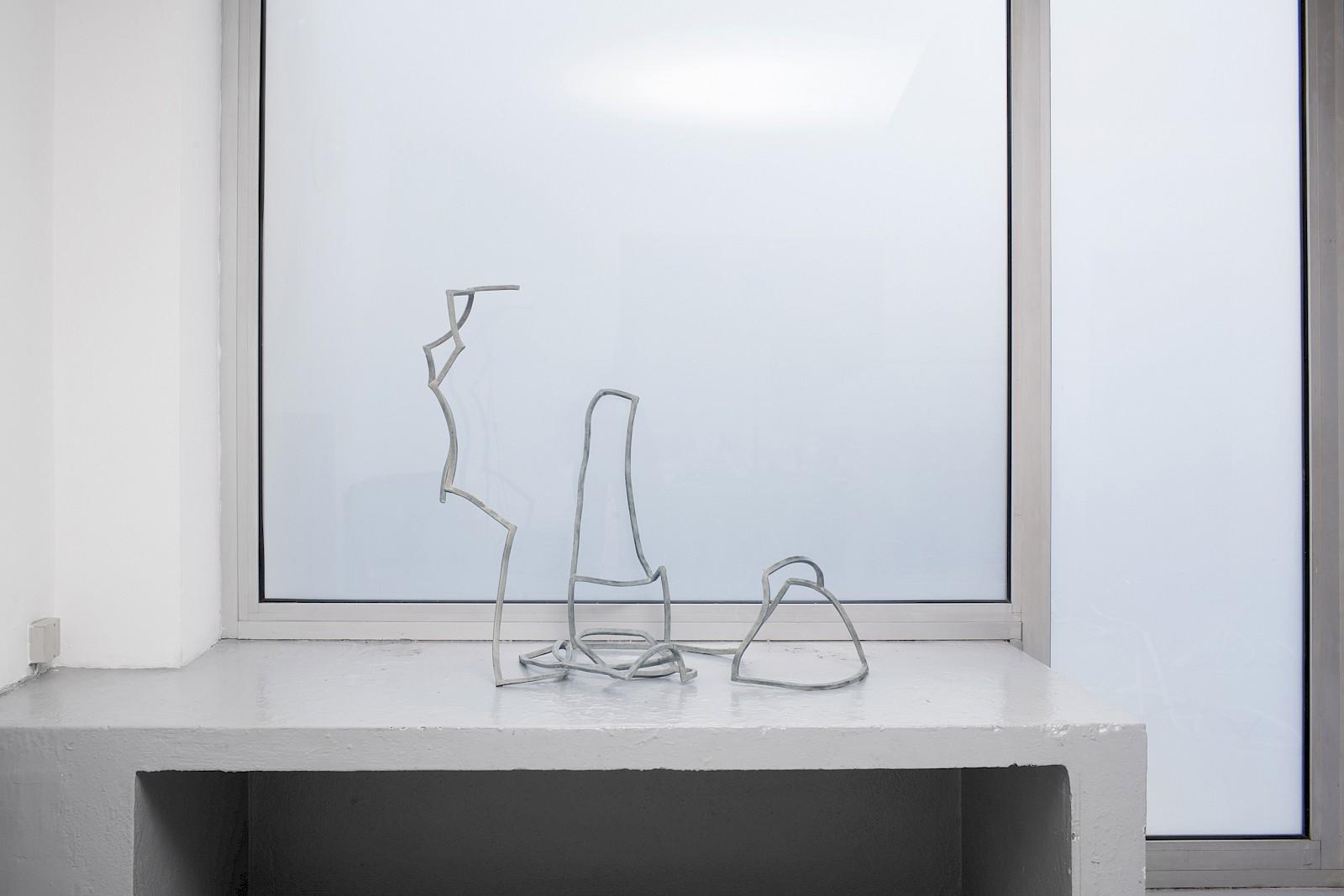 Image - No title, Ceramics, 130 × 82 × 53cm