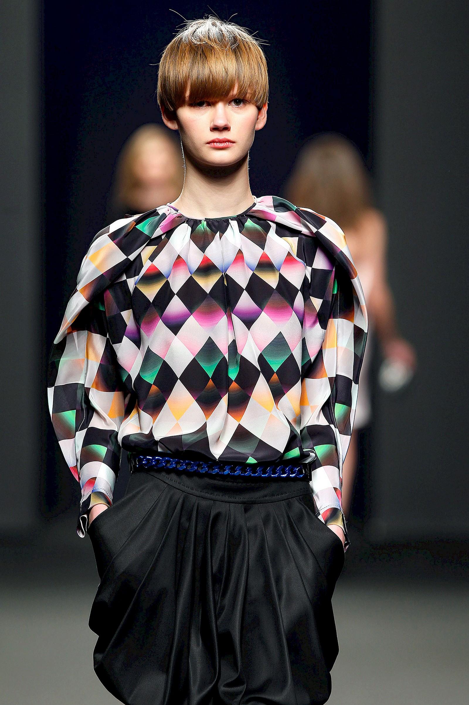 Image - Miguel Palacio, Ready-to-Wear Fall 2010