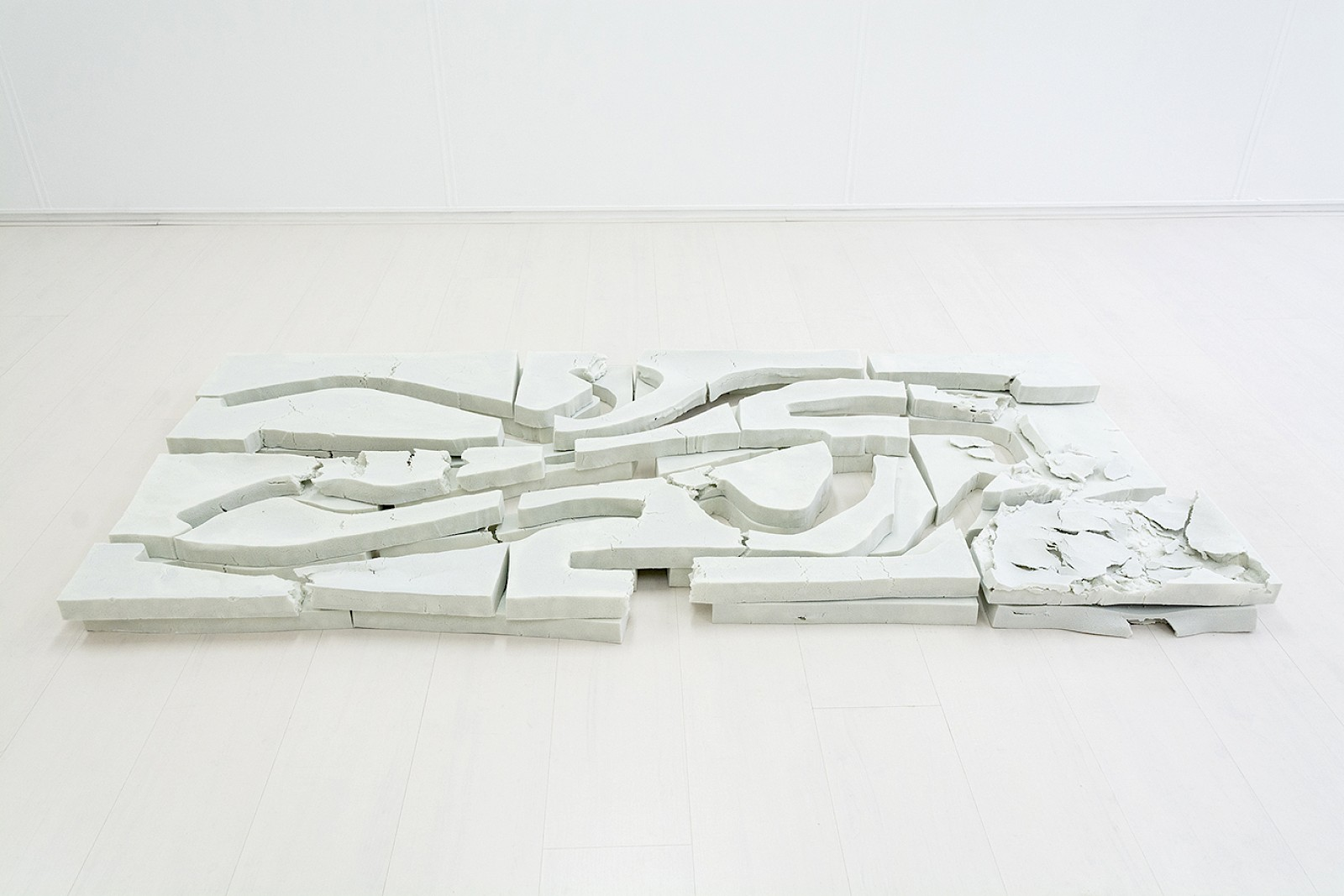 Image - Ma Packing, Porcelain, Size: 90 x 180cm