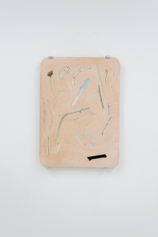 Image - Acryl, Plaster, Ceramic, Size: 39 x 53cm