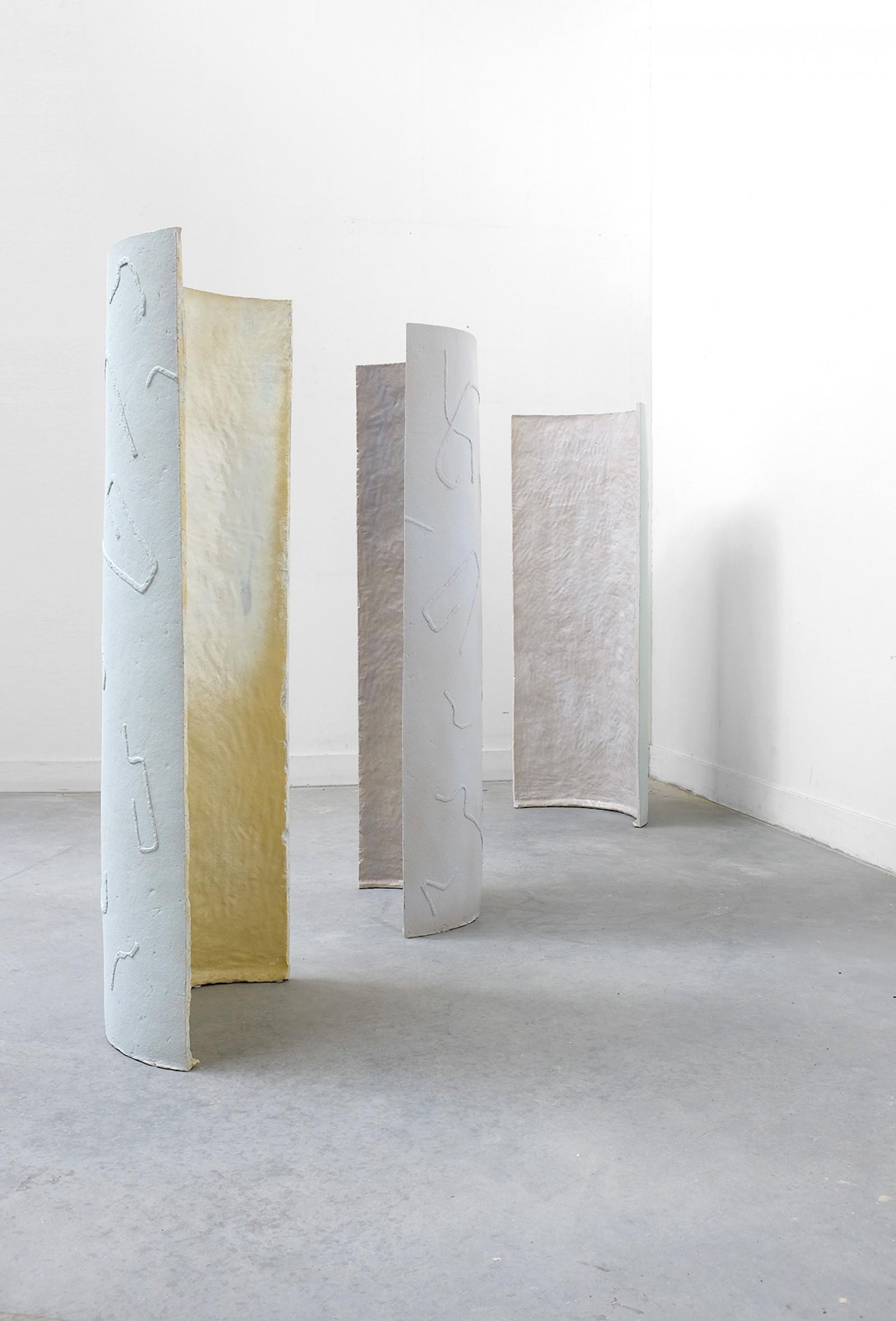 Image - Ceramics screen; Size: 130 × 65 × 1,3cm