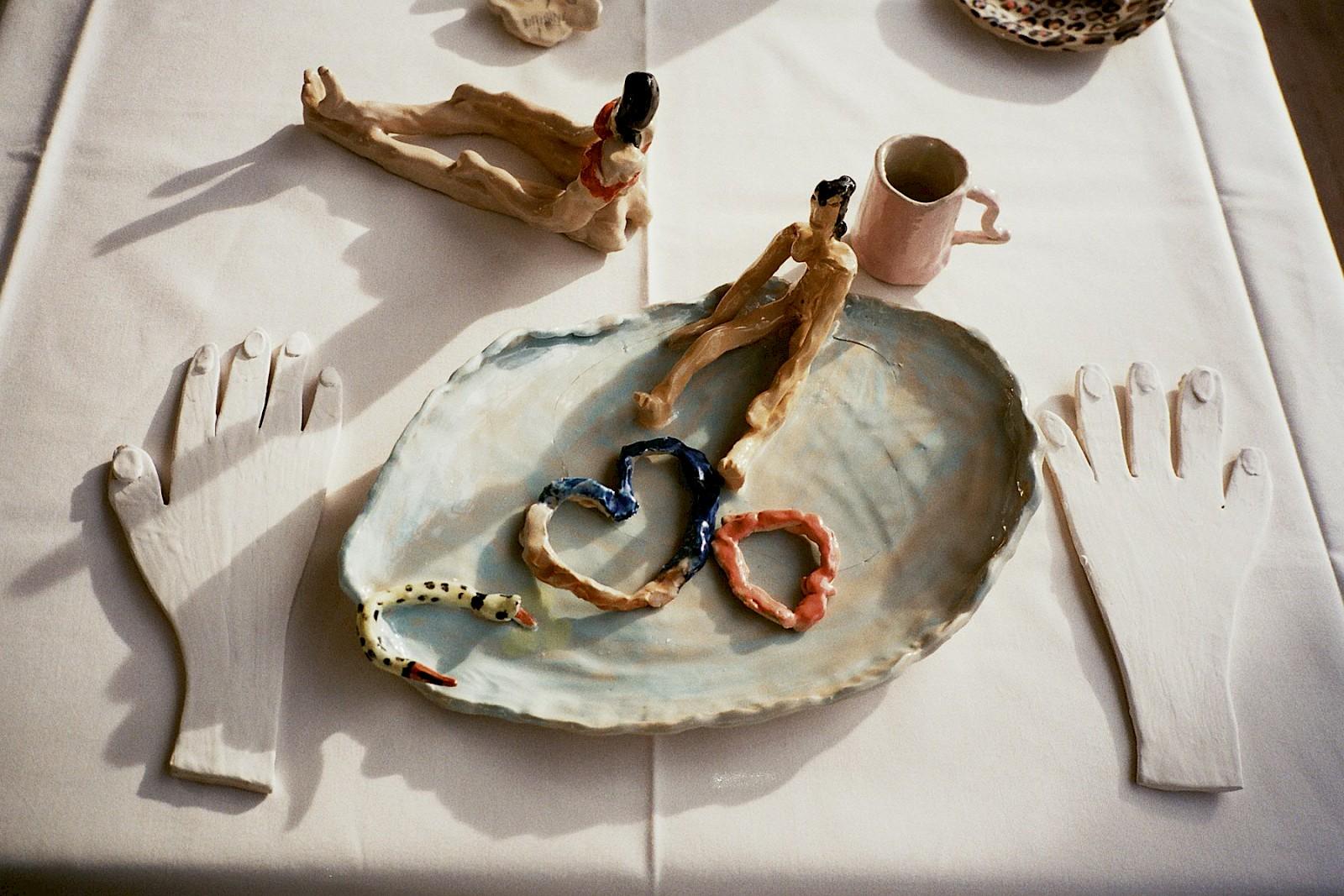 Image - Ceramics by Heinz Lauener