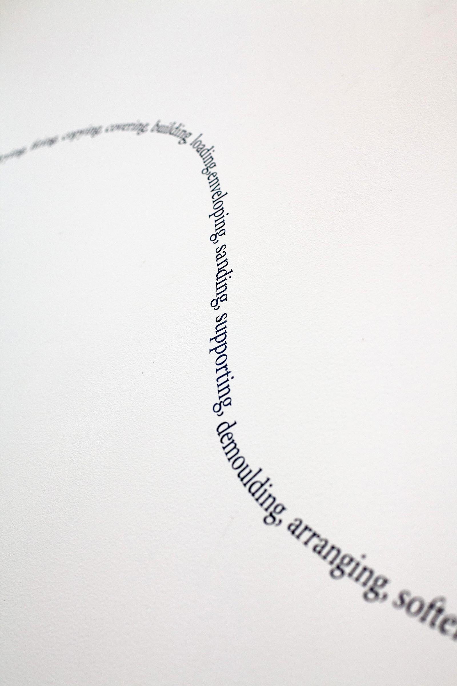 Image - Extract from texts by Zoë Dankert